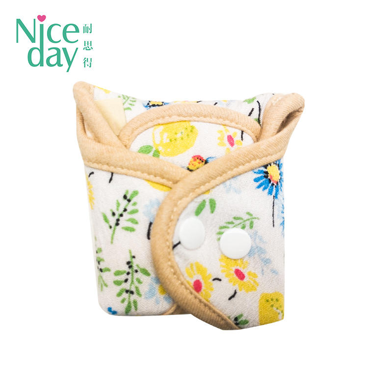 Pretty printing washable sanitary pads organic cloth pads NDRU-2-2-Niceday