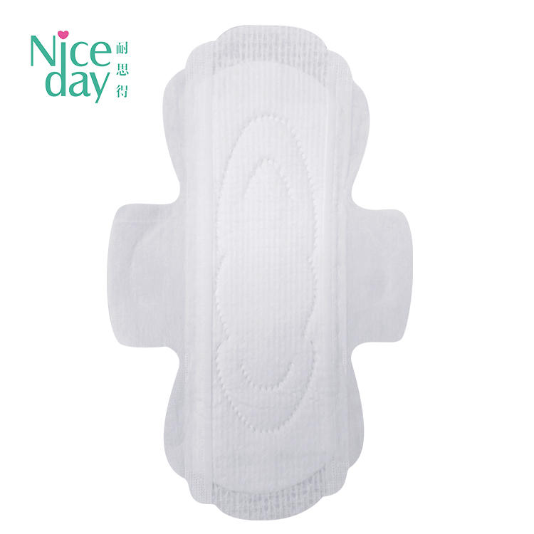 Exclusively for the Korean market organic cotton sanitary napkin strictly tested pure cotton sanitary pads NDN-1-Niceday