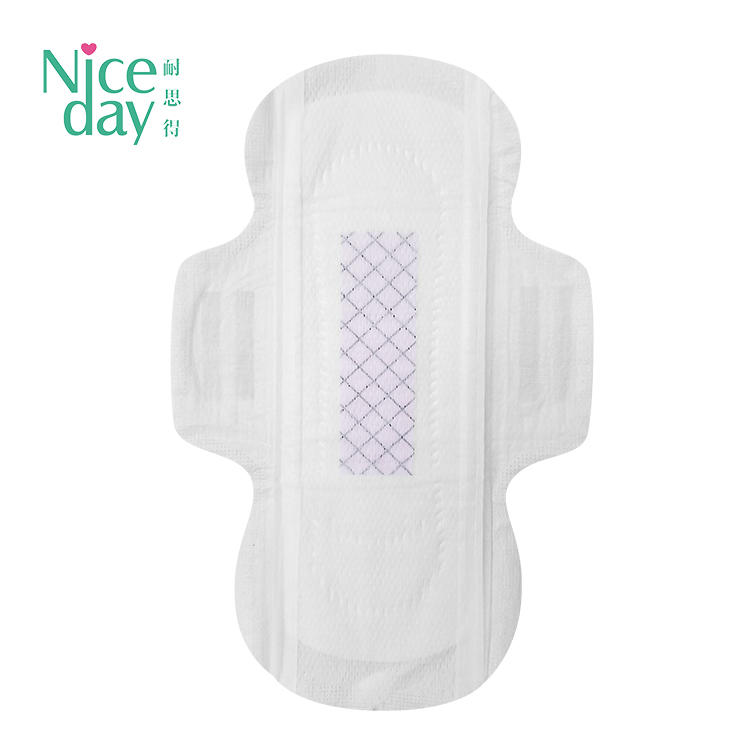 Amazing graphene chip sanitary napkin with high absorbent disposable sanitary pads soft care feminine pads NDN-4-Niceday