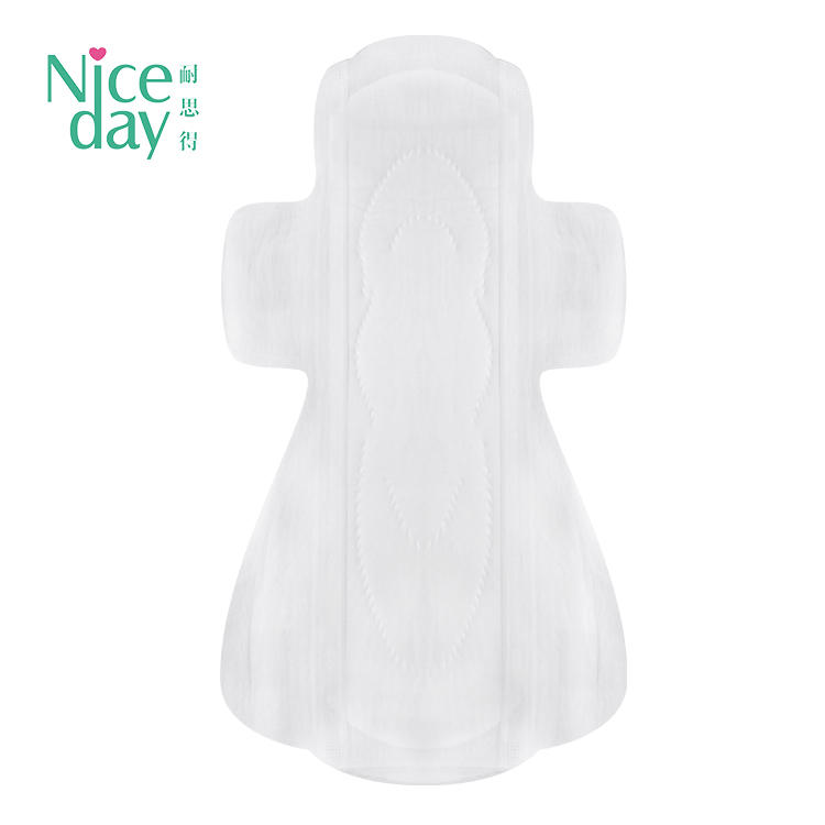 Breathing fresh air women day use sanitary towel good quality sanitary pads NDC-3-Niceday