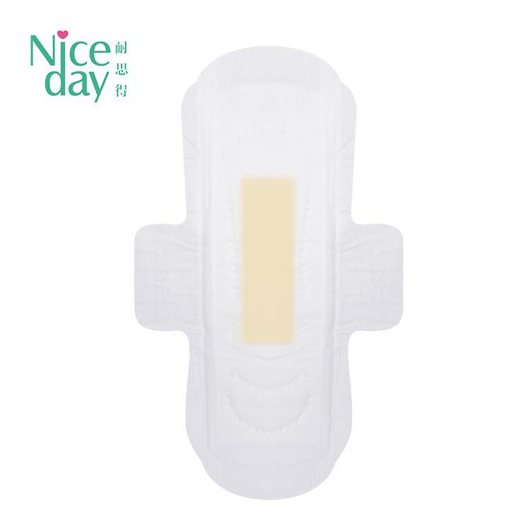 OEM American brand name anion sanitary napkins high absorbency pads sanitary NDC-1-Niceday