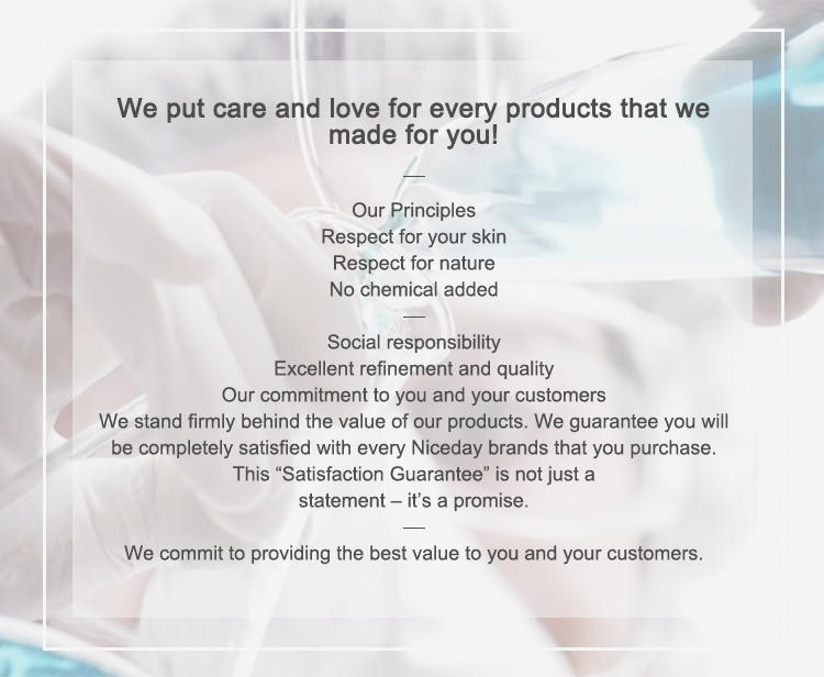 Niceday purple menstrual products merchants for feminine