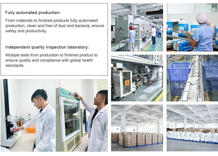 Niceday breathable sanitary products oem for girls