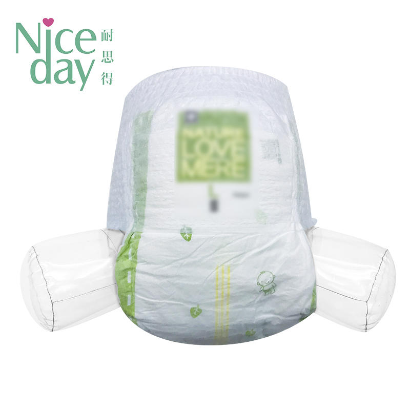 Korean High Quality Nappies Disposable Leak Proof pull ups baby diapers NDPUE-2-Niceday