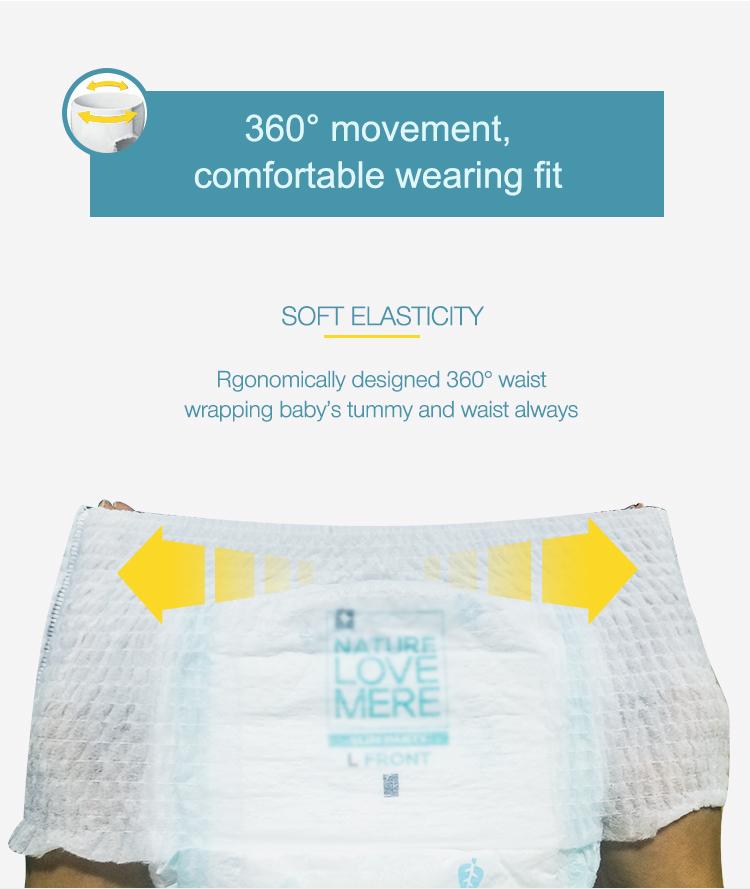Niceday korean baby girl diaper wholesale for baby boy-3