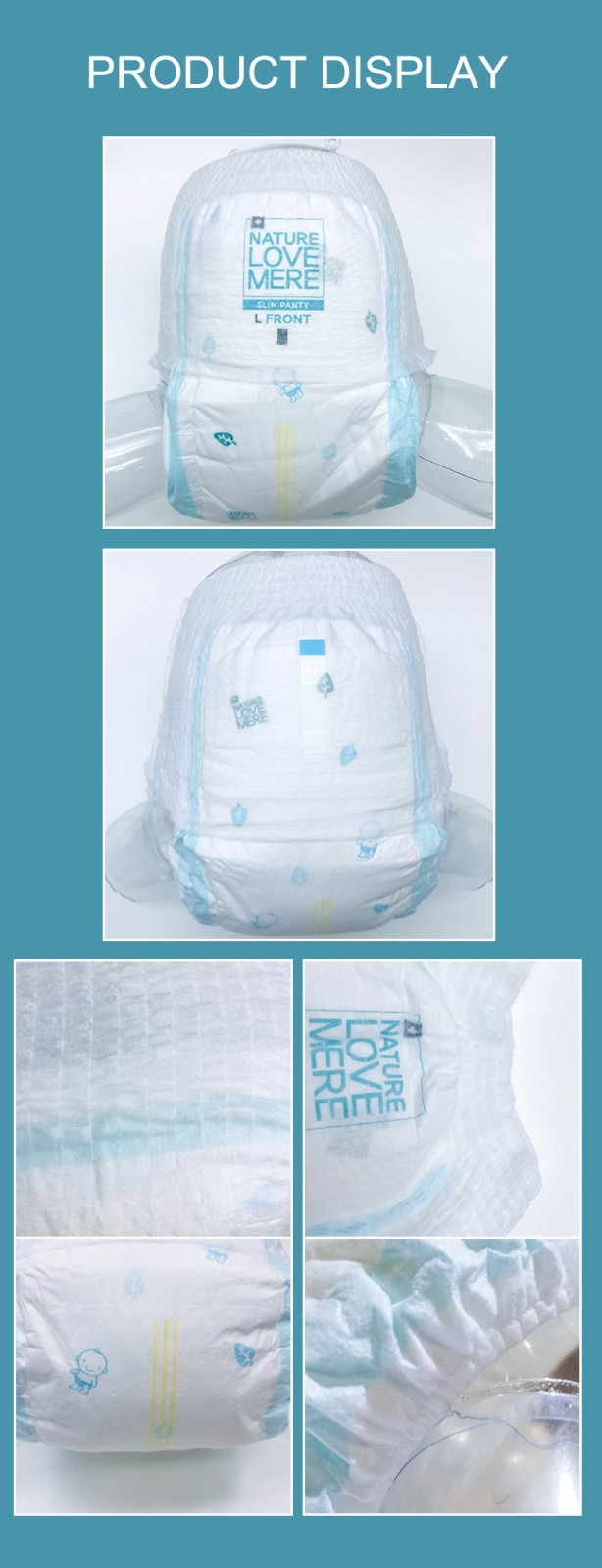 breathable baby diaper price softcare for baby-7