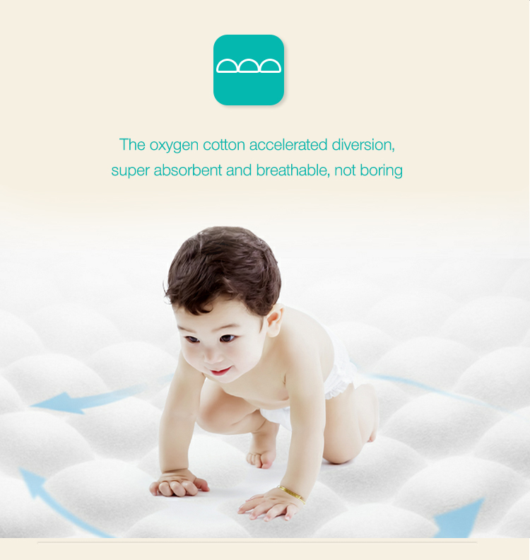 Niceday disposable baby diaper factory for baby girl-3
