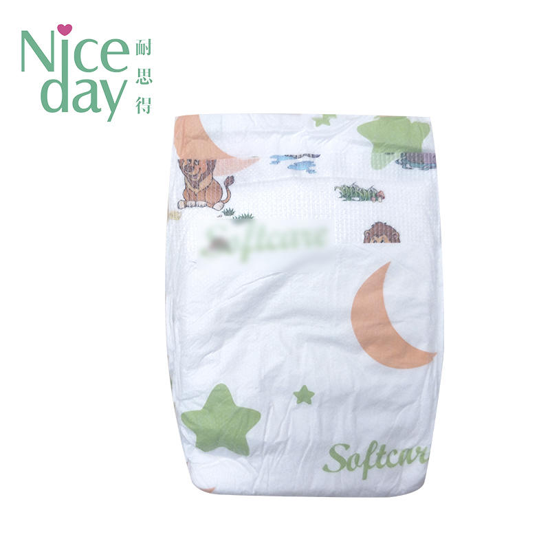 Free sample deep sleepy baby diapers Niceday manufacturer NDBDE-2-Niceday