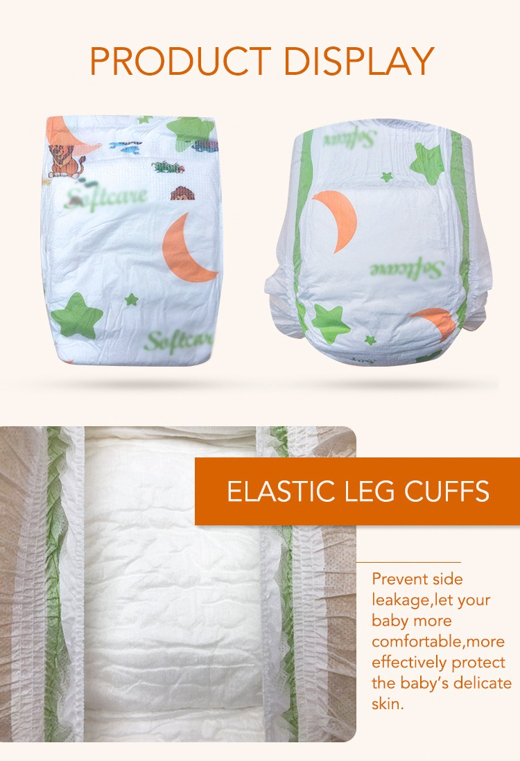 Best selling premature baby diapers organic factory for baby-2