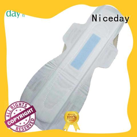 Niceday sanitary menstrual pads diversion for girls