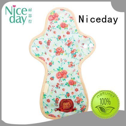 Niceday printed best reusable panty liners quality for women