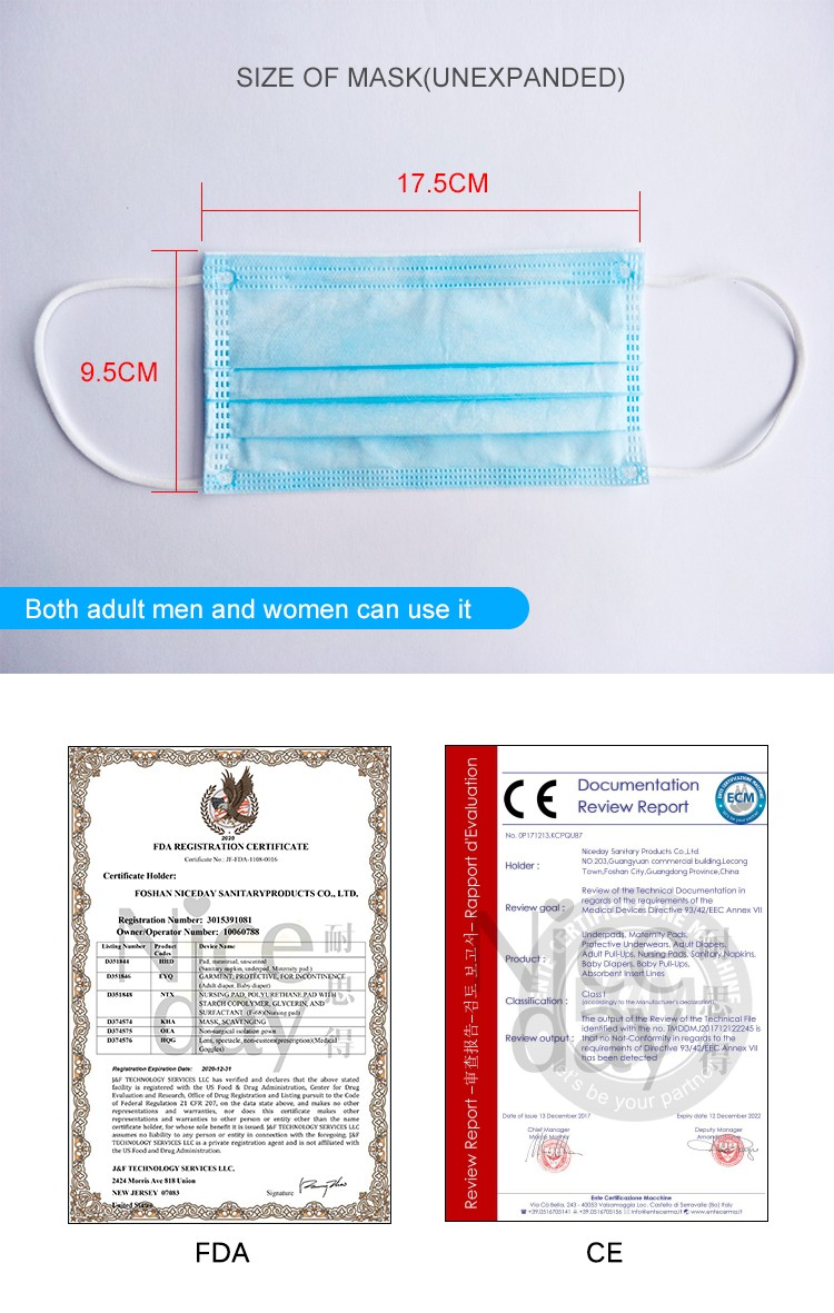 Niceday proof low cost sanitary napkins organic for absorption-10