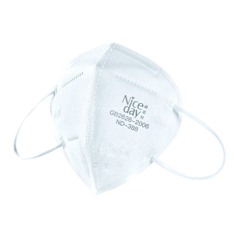 KN95 effective filtering mask EN149 Particle respirator Bfe 99% surgical mask-NICEDAY