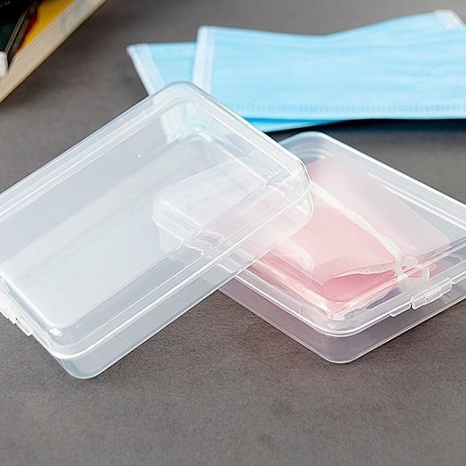 ASTM EN14683 LEVEL II surgical face masks box Portable Storage Box-NICEDAY