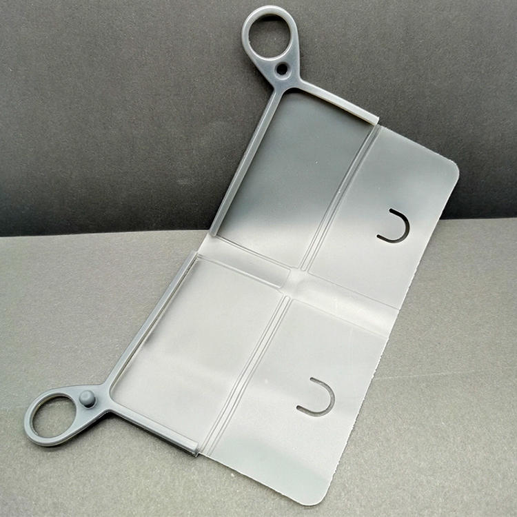 Flexible mask storage case portable Storage Box avoid pollution silicone bag ASTM/EN14683 surgical mask silicon handbags