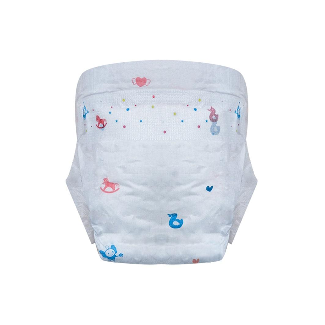 Customize colorful printing baby diaper/nappies NICEDAY-SC-4