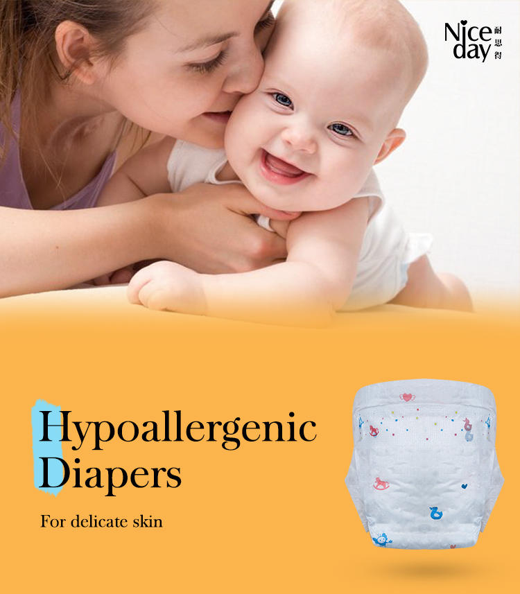Custom baby diaper manufacturer quality for baby girl
