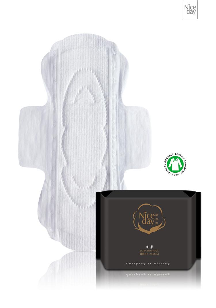 Niceday Custom maded using sanitary pads manufacturers for girls-2
