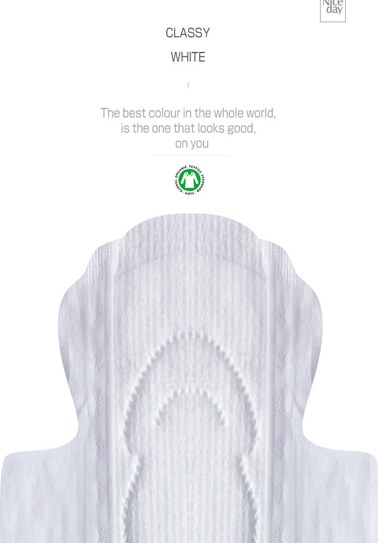 Niceday Custom maded using sanitary pads manufacturers for girls-7