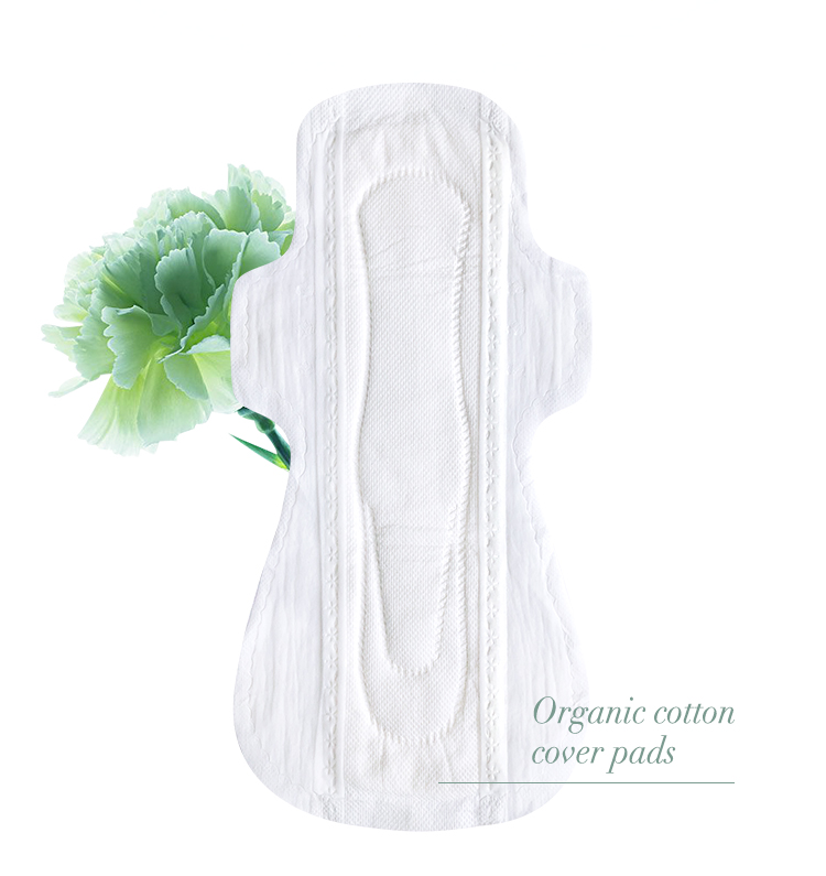 High-quality sanitary pads sizes different suppliers for female-2
