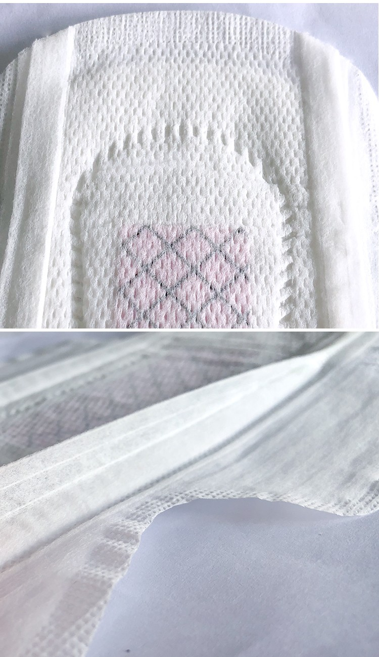Latest napkin with wings pad supply for feminine-14