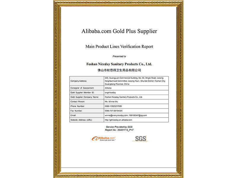 Alibaba.com Gold Plus Supplier