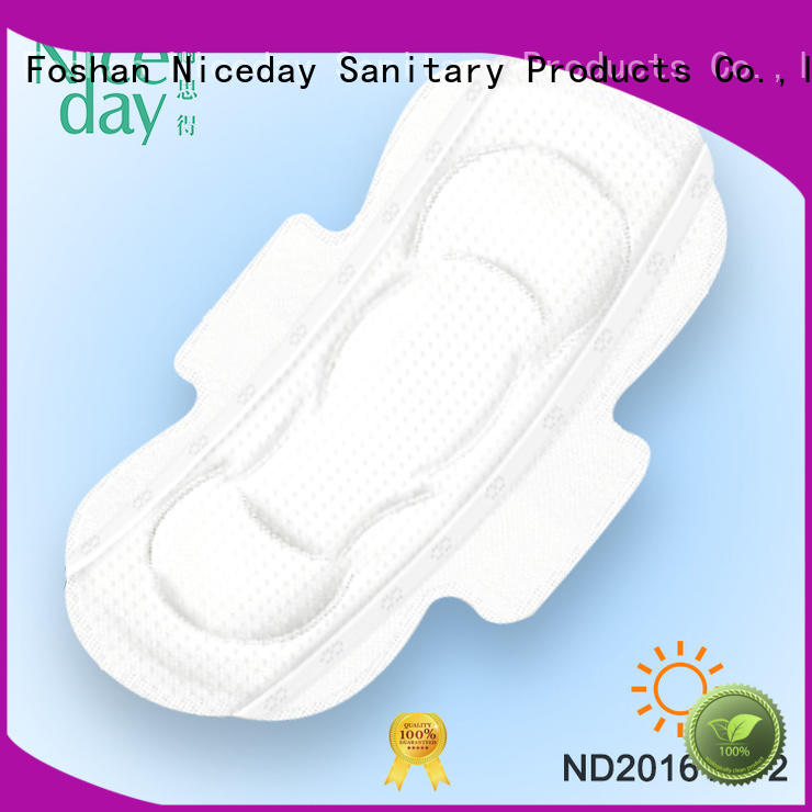 Niceday anion feminine pads without for female