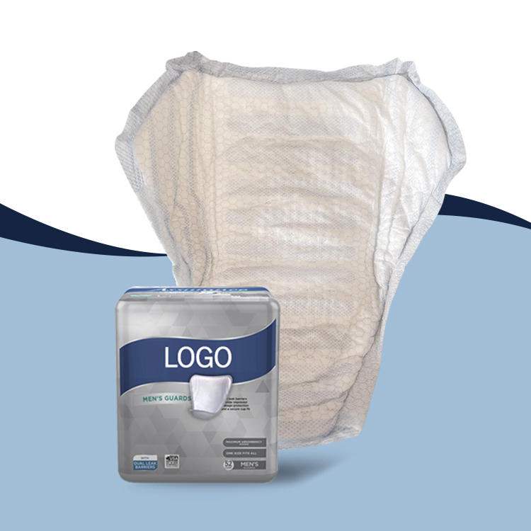 Custom Incontinence Guards/Bladder Control Pads for Men-Niceday-IP-M-1