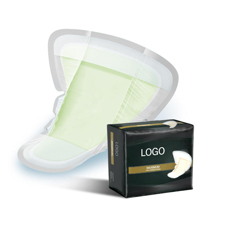 Private label ultra-thin guards for men urinary Incontinence Pads Niceday-IP-M-3