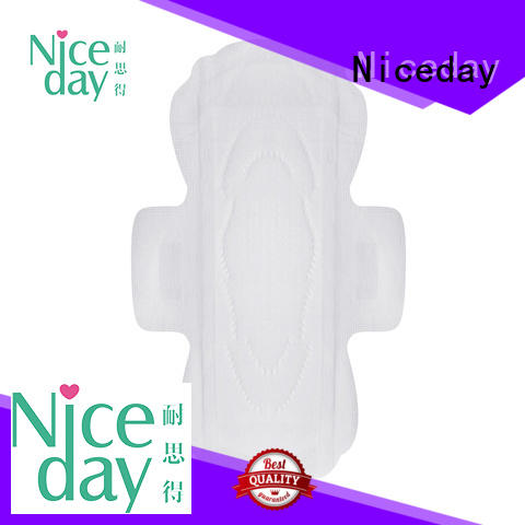 Niceday black period pads market for girls