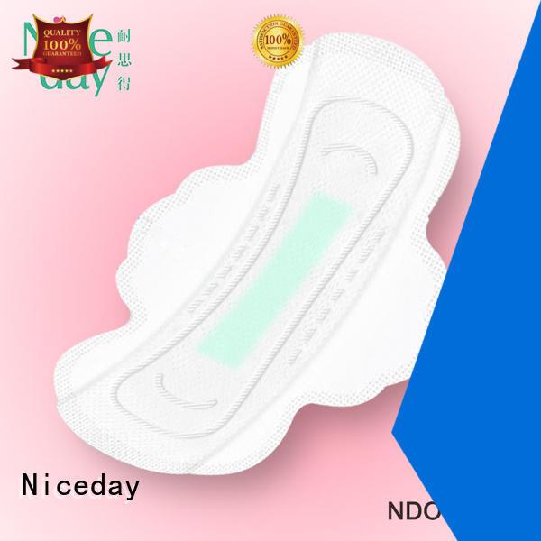 Niceday feminine sanitary products wood for feminine