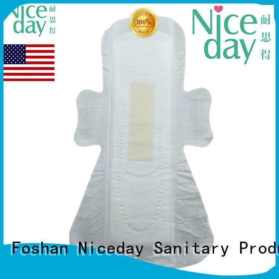 Niceday ultra sanitary pads brands sell for feminine