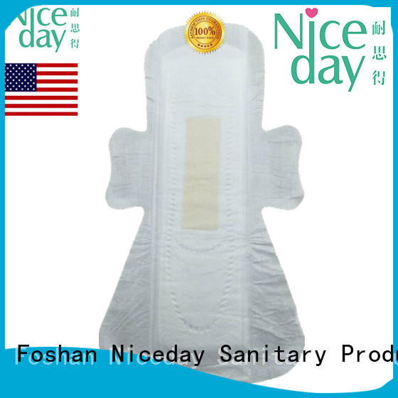 Niceday ultra sanitary pads brands sell for feminine