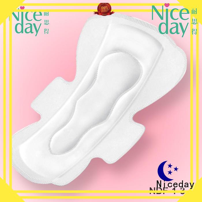 breathable feminine pads secret pure for ladies
