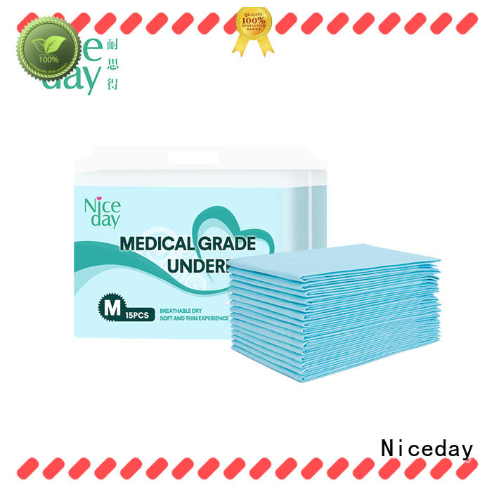 Niceday medical disposable underpads underpad for adult