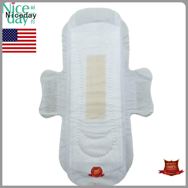 Niceday absorption napkin pad cool for women