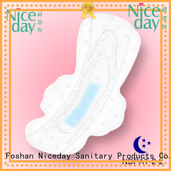 Niceday waterproof best period pads towel for ladies