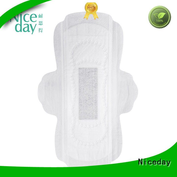 Niceday surface ultra thin sanitary napkin private for ladies