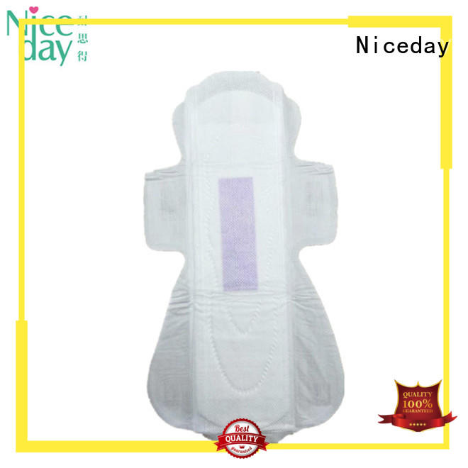 breathable cotton sanitary pads competitive for girls