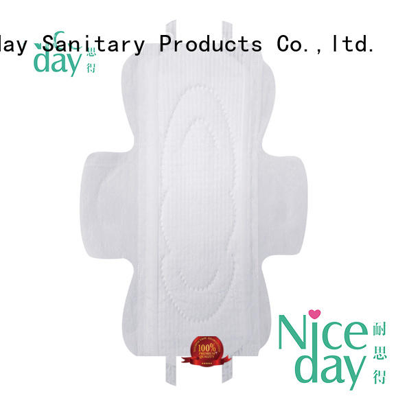 Niceday care female pads nonwoven for ladies