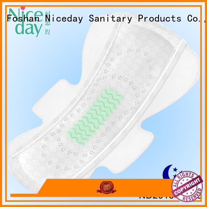 Niceday all sanitary pad companies name for ladies