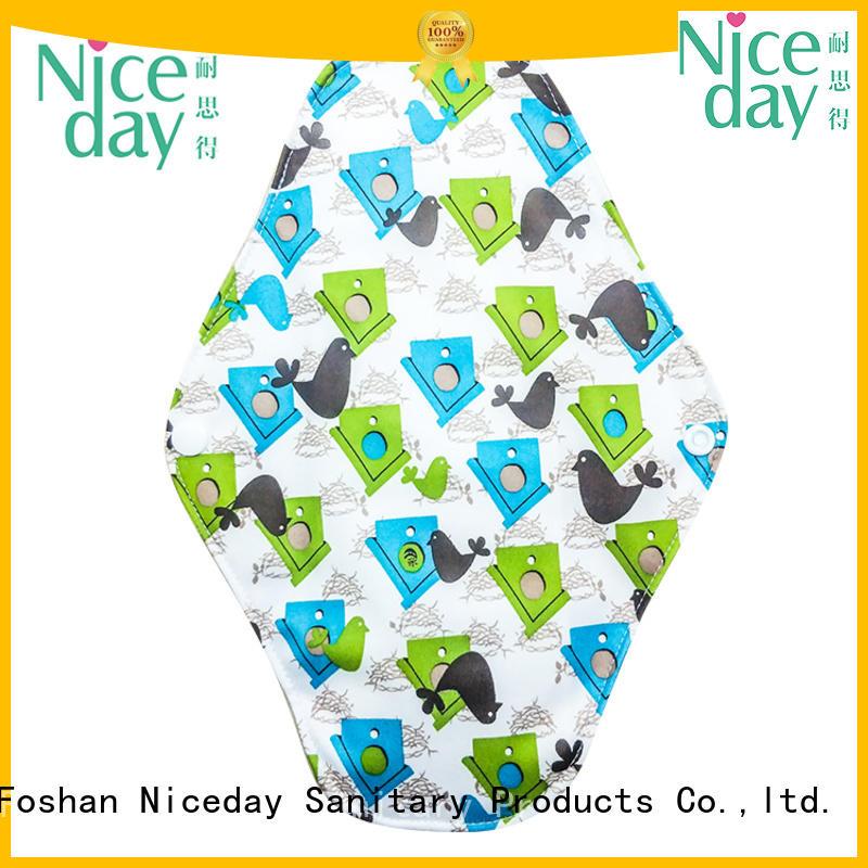 Niceday reusable reusable sanitary napkin eniceday for girl