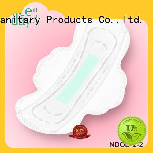 Niceday purple period pad use types for ladies