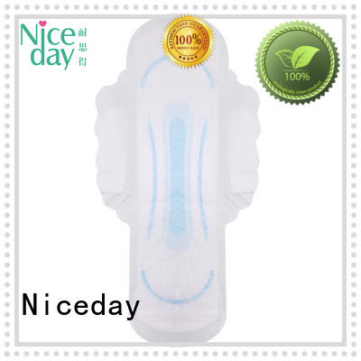 Niceday ultra period pads wood for feminine