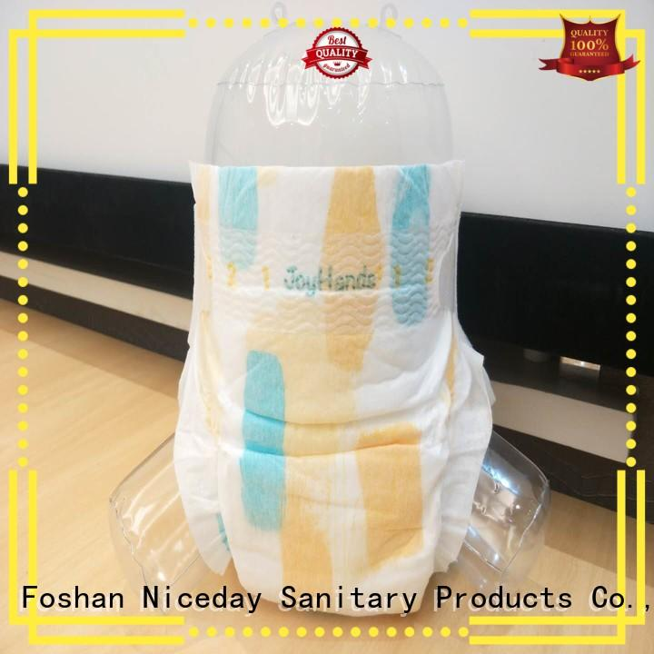 Niceday superior low cost sanitary napkins cotton for absorption