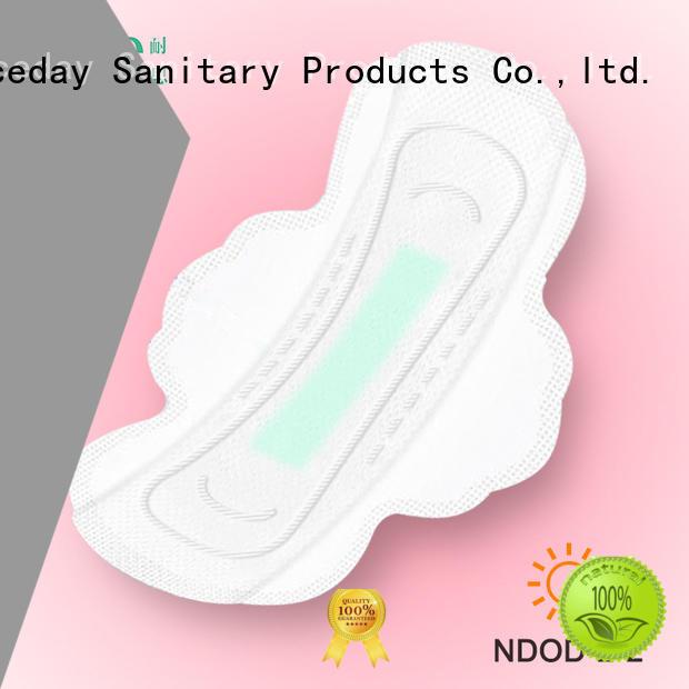 Niceday special feminine napkins brands fiber for women