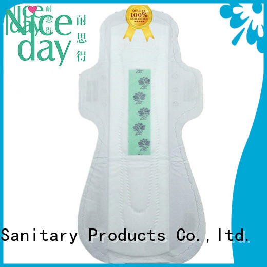 Niceday herb sanitation pads brand for feminine