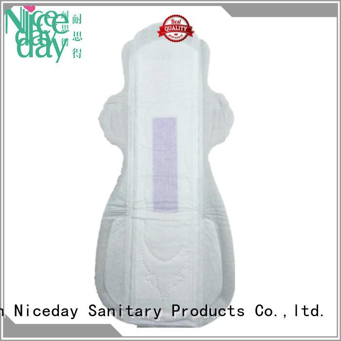 Niceday aloe cheap sanitary pads sleeping for ladies
