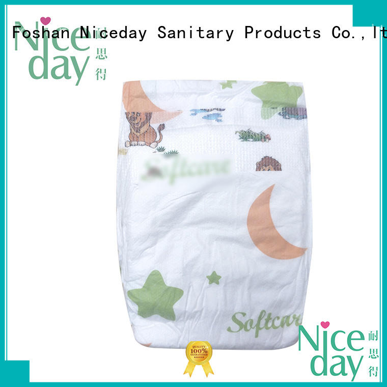 Niceday sale newborn baby diapers premium for baby boy