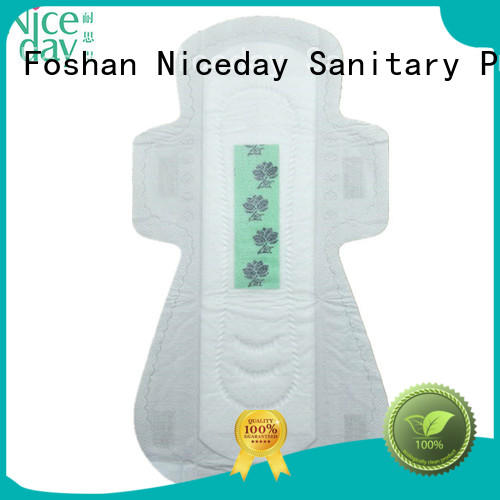 Niceday disposal best menstrual pads anion for girls